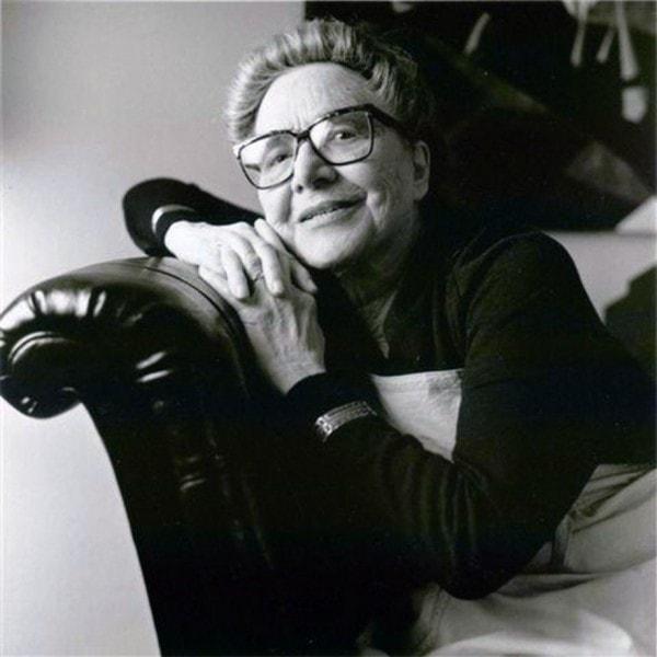 Esphyr Slobodkina, Age 88