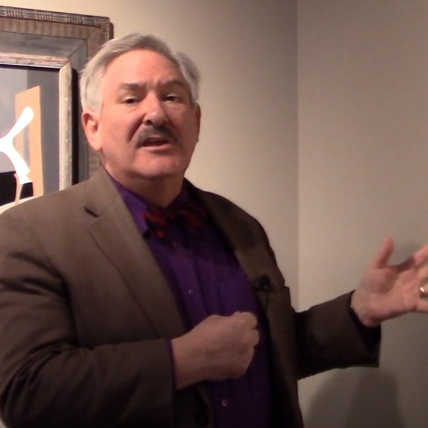 Image from LewAllen Gallery Video