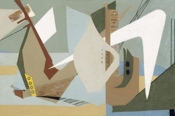 Painting Tamara Abstraction