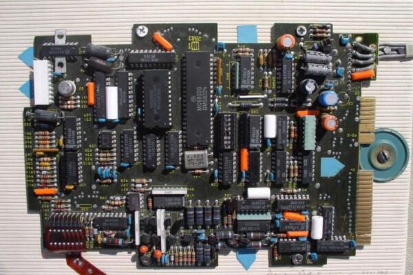 The Hidden Poetry of Electronics