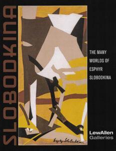LewAllen Galleries 2021 exhibit brochure cover